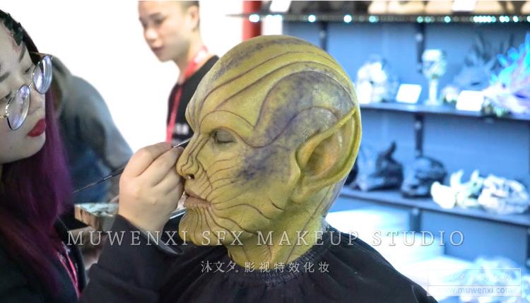 特效化妆彩绘油彩