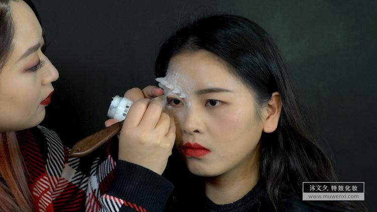 变异妆特效化妆