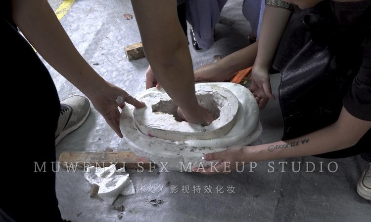 特效化妆作品